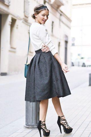 6e609afce9a13d7ca69746a849f00b2e--skirt-fashion-fashion-hair