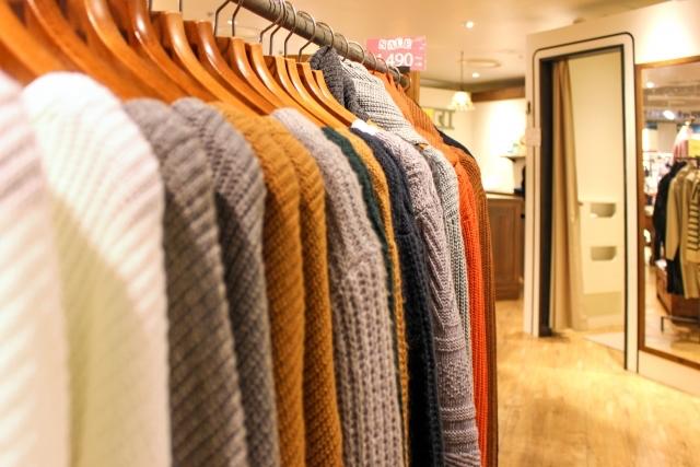 女装の為の大きいサイズの服が買えるお店 実店舗