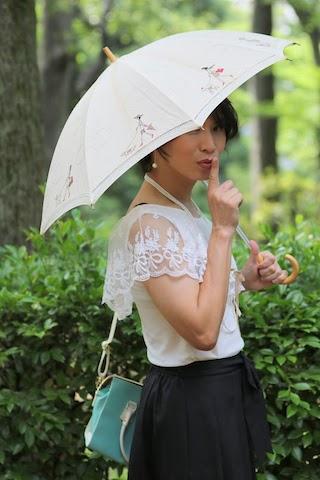 夏の女装外出もコツをつかめば快適に過ごせます!「夏のお出かけの準備編」
